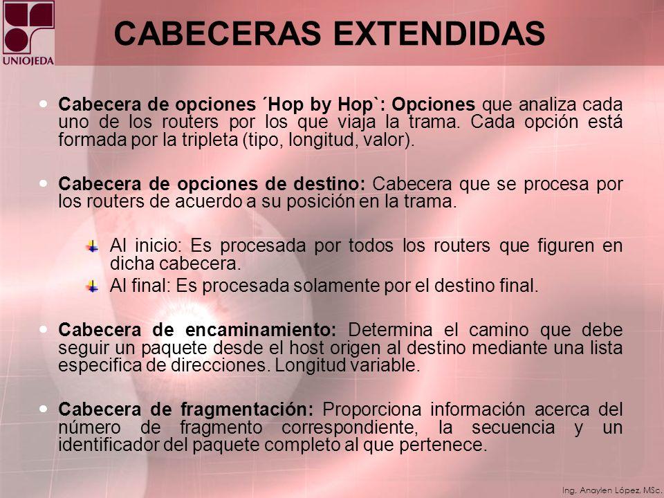 CABECERAS EXTENDIDAS