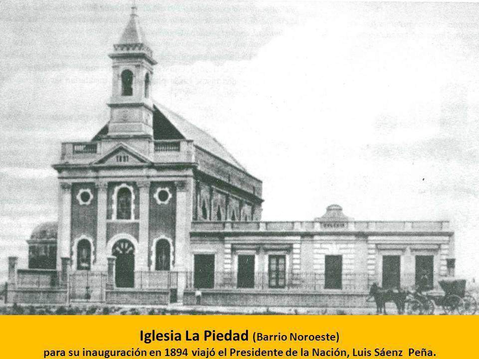Iglesia La Piedad (Barrio Noroeste)