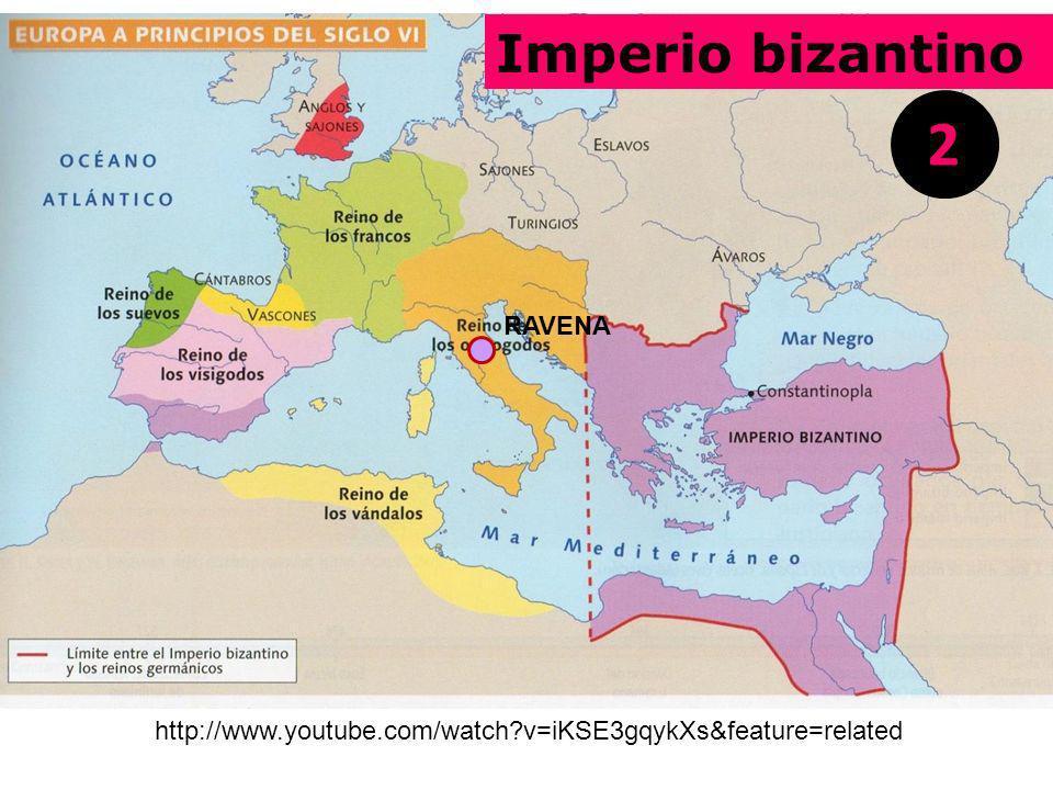 2 Imperio bizantino RAVENA