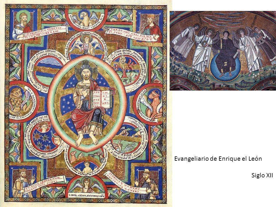 Evangeliario de Enrique el León