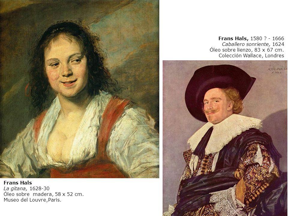 encargo Frans Hals, 1580 - 1666 Caballero sonriente, 1624