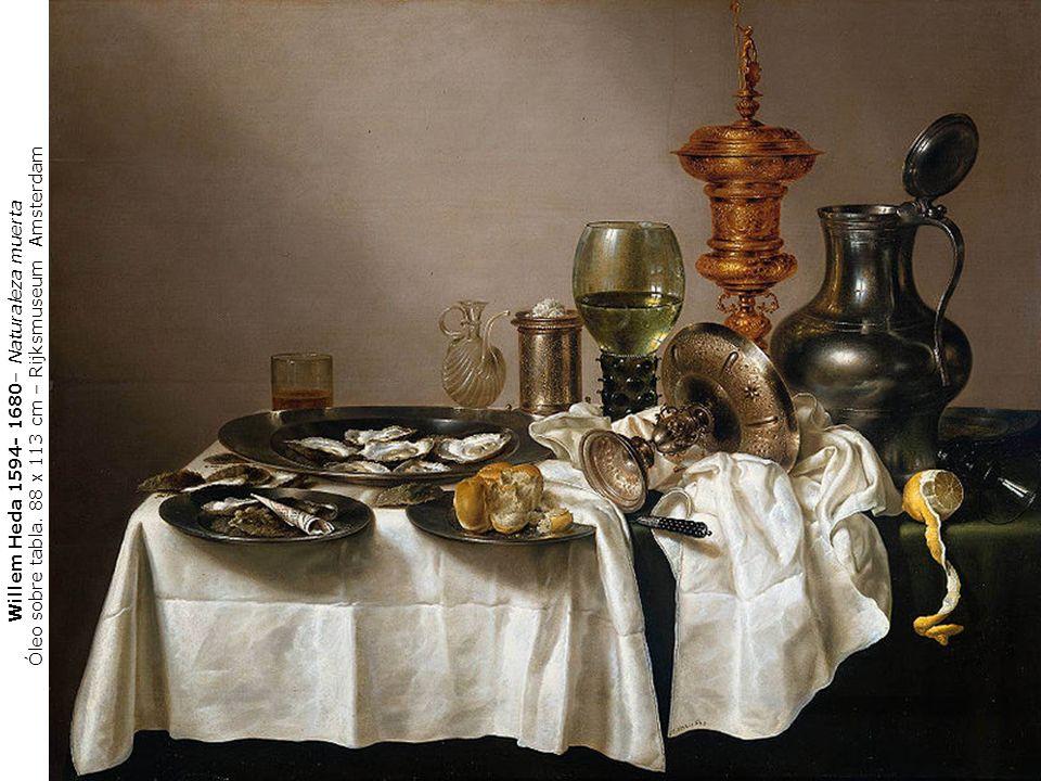 Óleo sobre tabla. 88 x 113 cm – Rijksmuseum Amsterdam