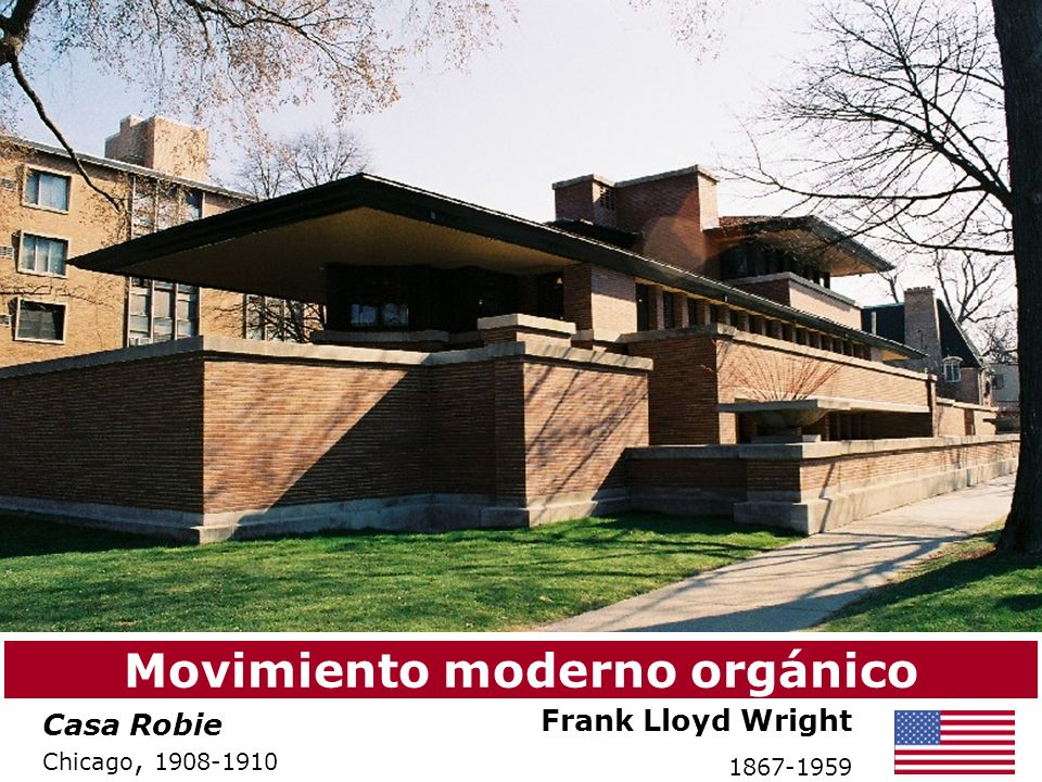 Movimiento moderno orgánico