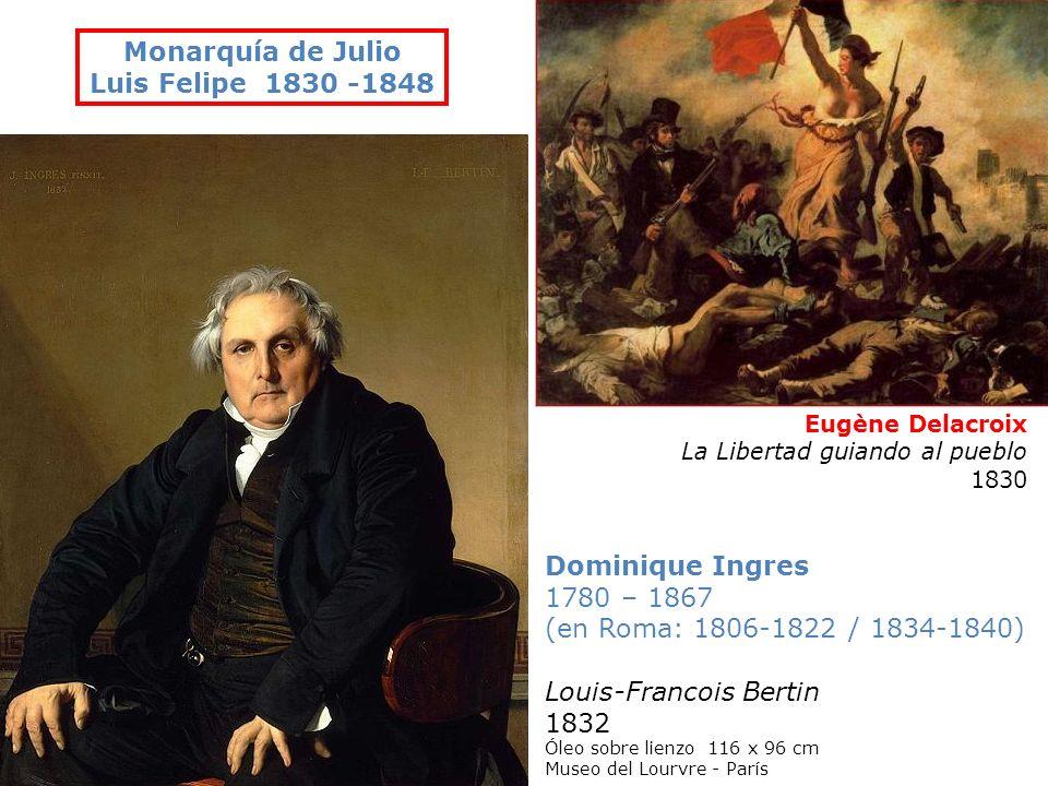 Monarquía de Julio Luis Felipe 1830 -1848