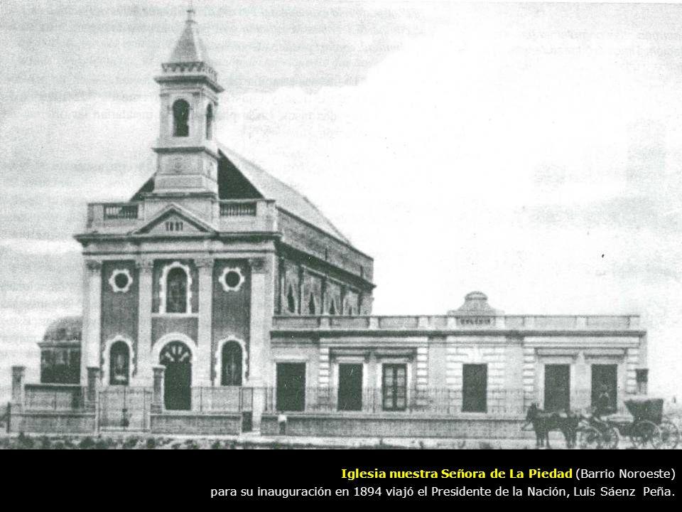 Iglesia nuestra Señora de La Piedad (Barrio Noroeste)