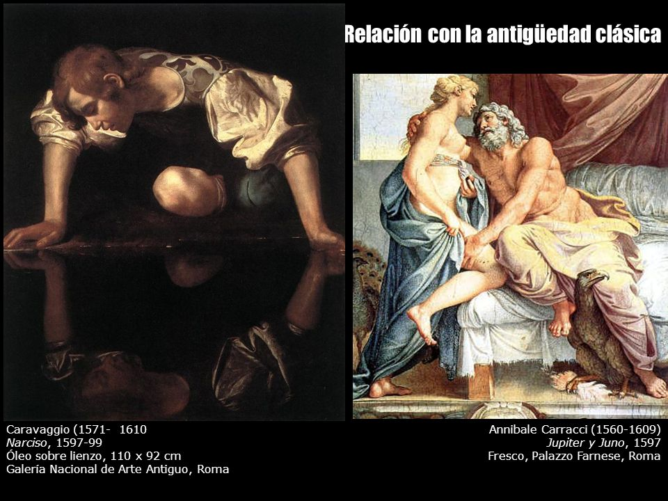 Relación con la antigüedad clásica