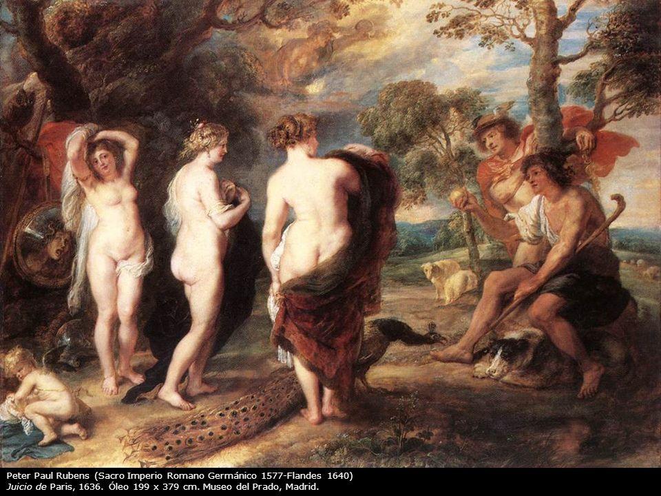 Peter Paul Rubens (Sacro Imperio Romano Germánico 1577-Flandes 1640)