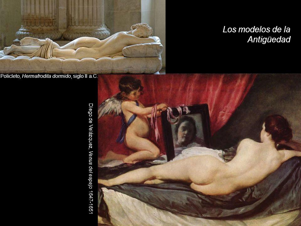 Los modelos de la Antigüedad