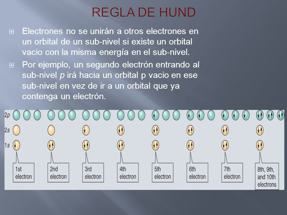 REGLA DE HUND