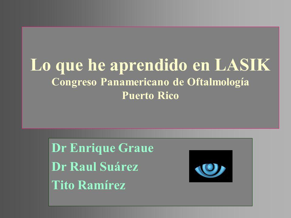 Dr Enrique Graue Dr Raul Suárez Tito Ramírez