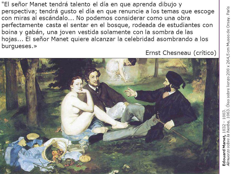 Ernst Chesneau (crítico)