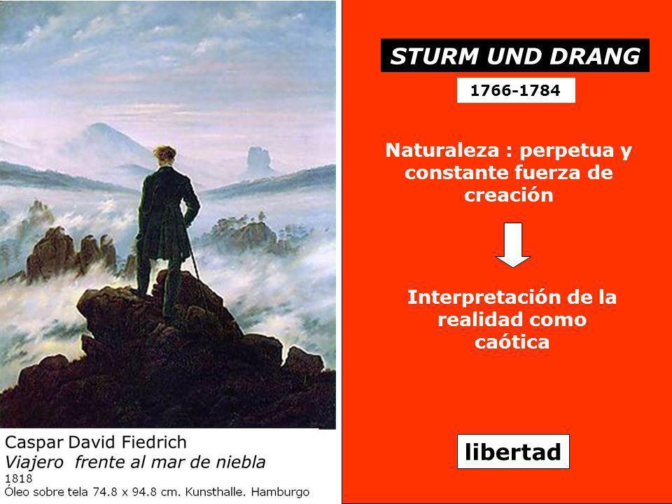 STURM UND DRANG libertad
