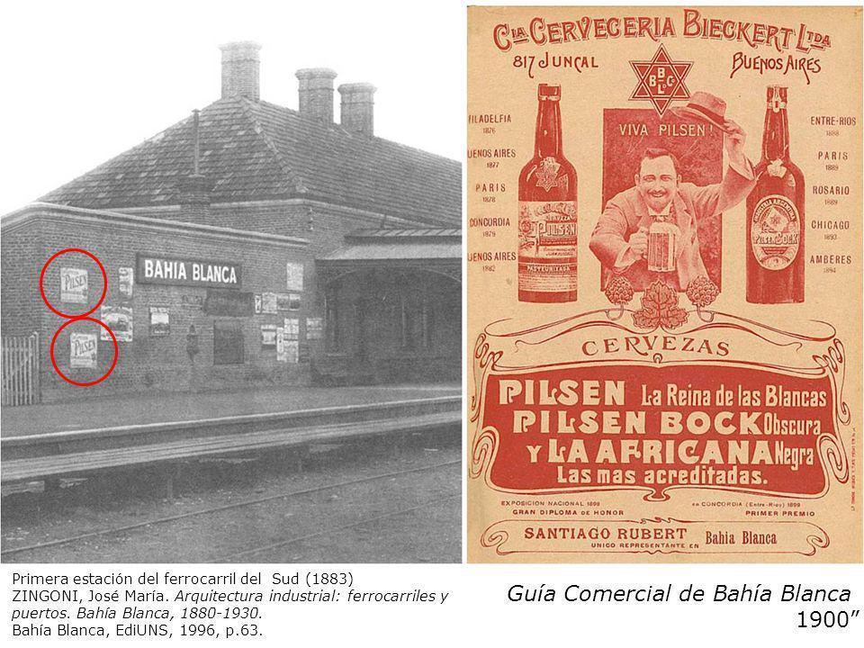 Guía Comercial de Bahía Blanca 1900
