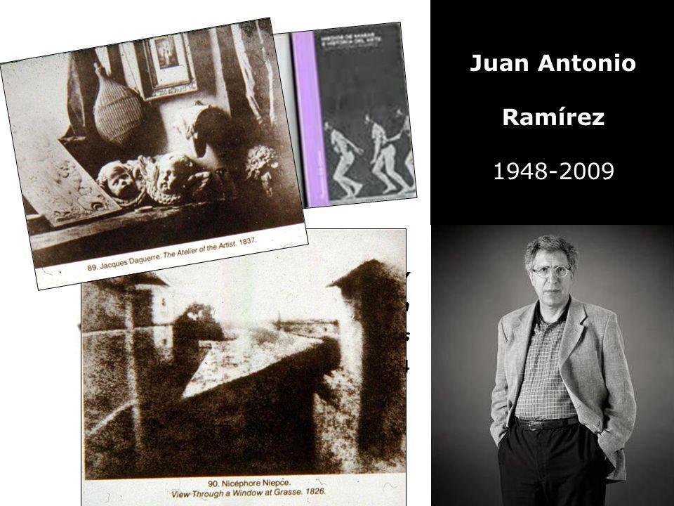 Juan Antonio Ramírez 1948-2009 1992 Medios de masas e