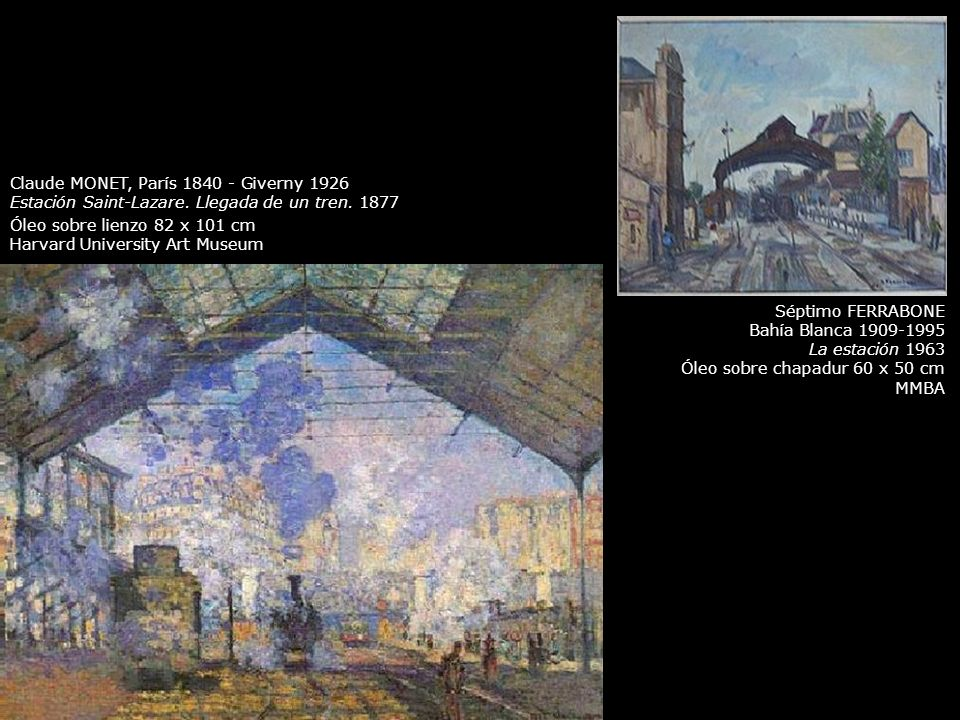 Claude MONET, París 1840 - Giverny 1926