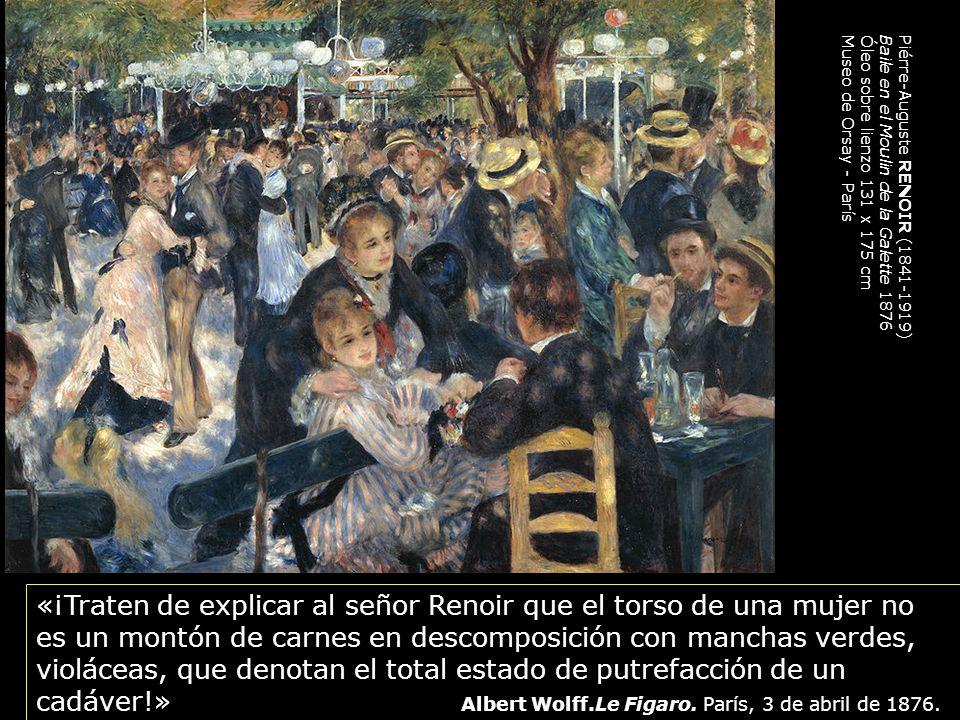 Piérre-Auguste RENOIR (1841-1919)