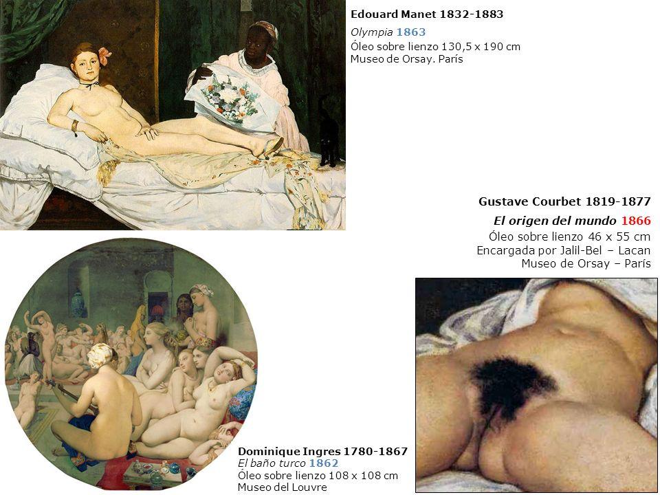 Encargada por Jalil-Bel – Lacan Museo de Orsay – París