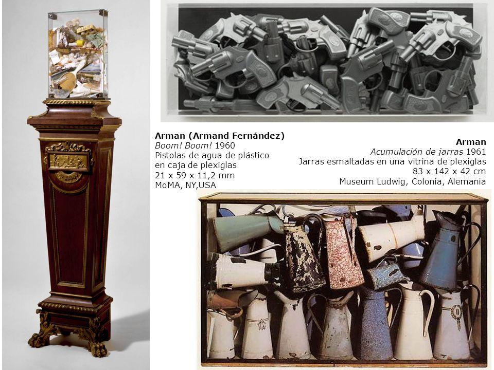 Arman (Armand Fernández)