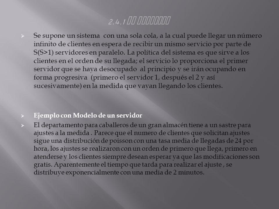 2.4.1 UN SERVIDOR