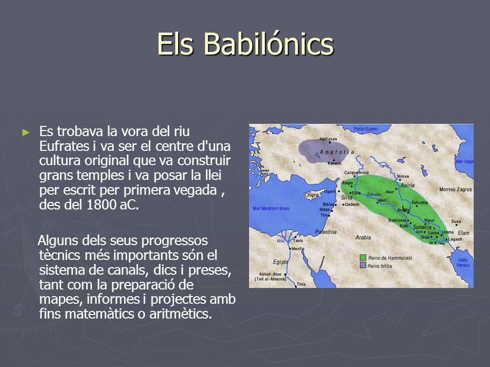 Els Babilónics