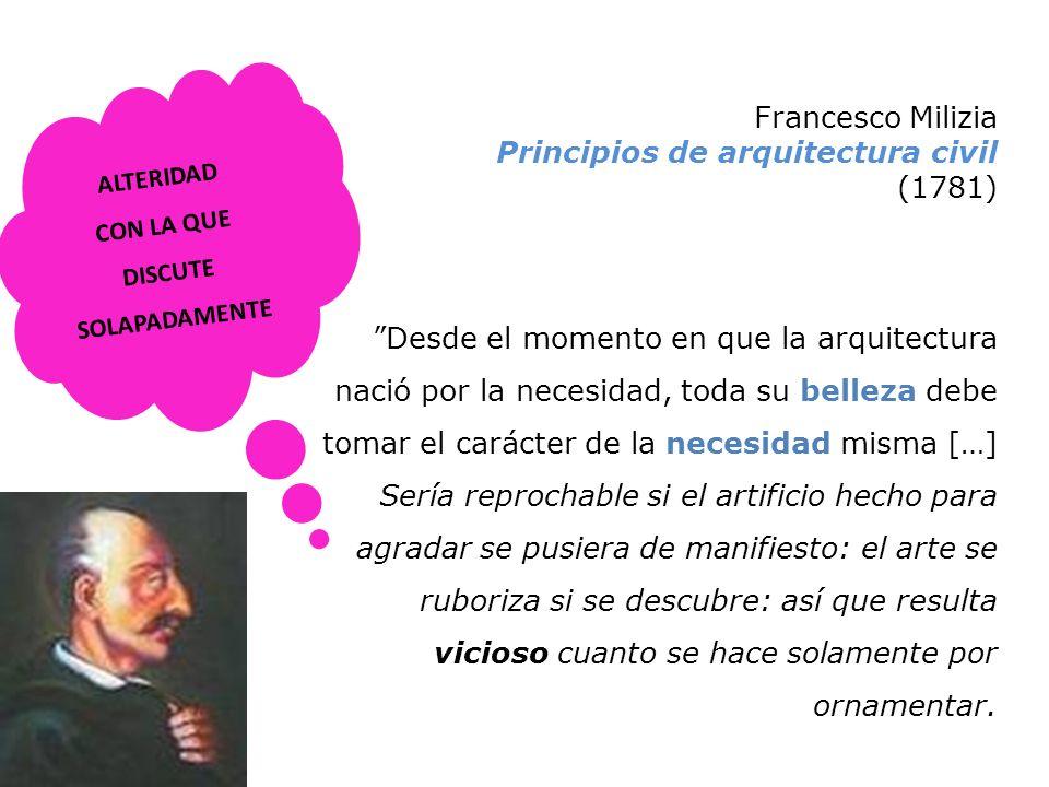Principios de arquitectura civil (1781)