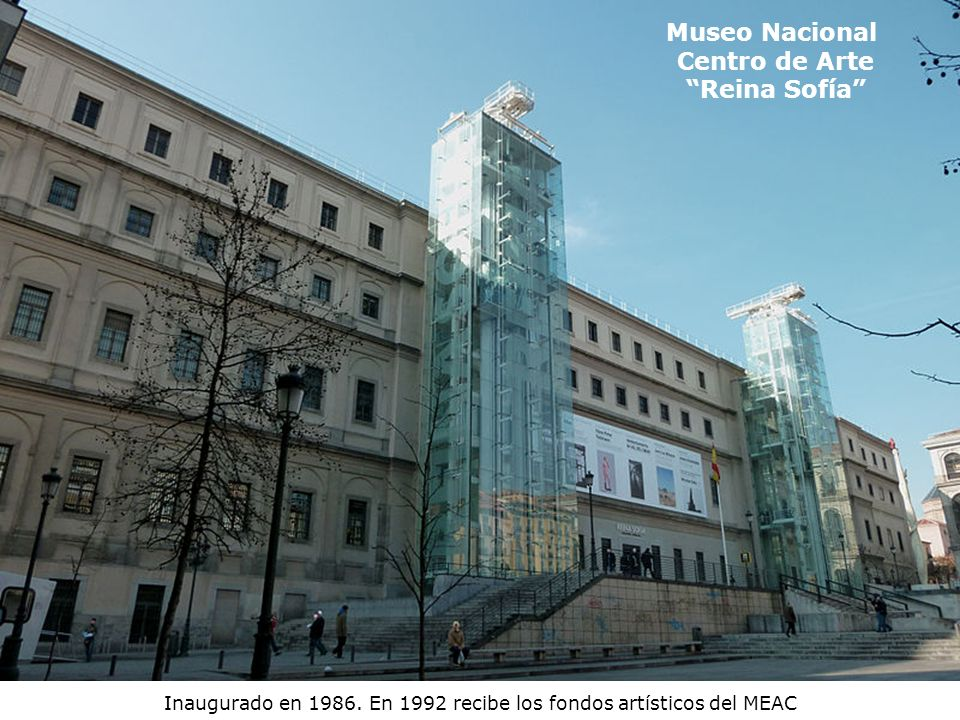 Inaugurado en 1986. En 1992 recibe los fondos artísticos del MEAC