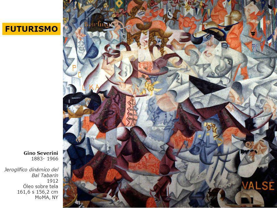 FUTURISMO Gino Severini 1883- 1966