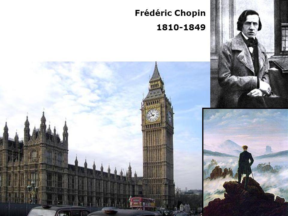 Frédéric Chopin 1810-1849