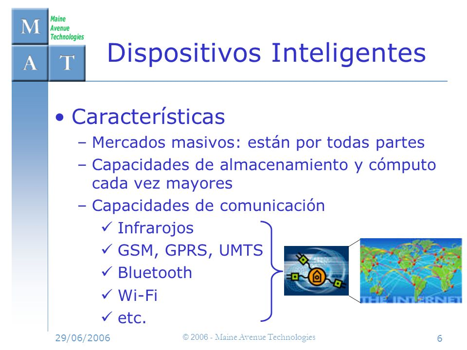 Dispositivos Inteligentes