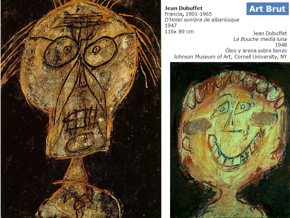Art Brut Jean Dubuffet Francia, 1901-1965