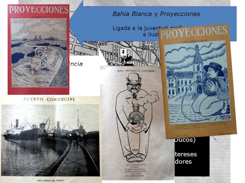 Bahía Blanca y Proyecciones
