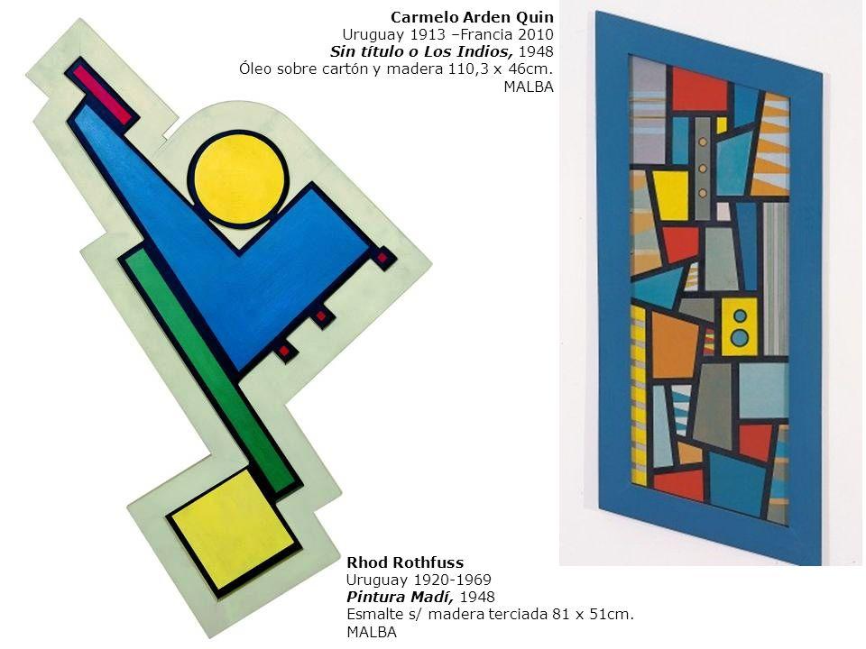«La pintura Madí, color y bidimensionalidad