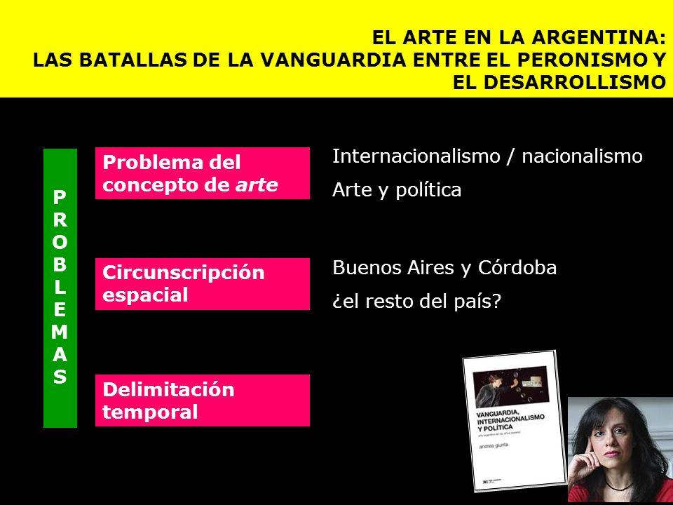 EL ARTE EN LA ARGENTINA: