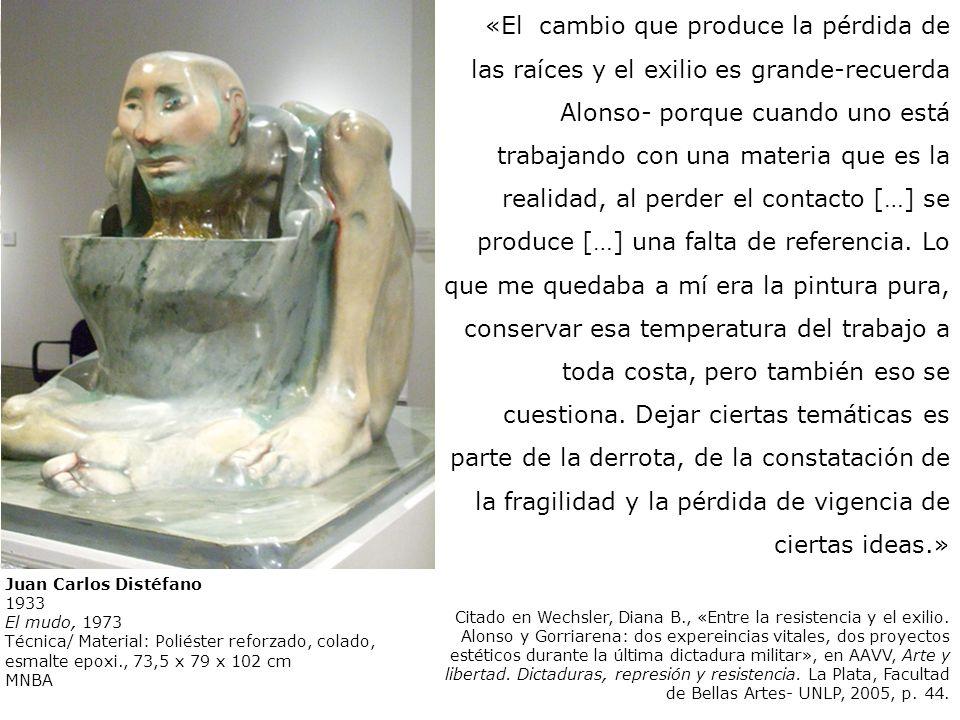 Carlos Alonso (Mendoza 1929) Carnicero n° 11 - 1972