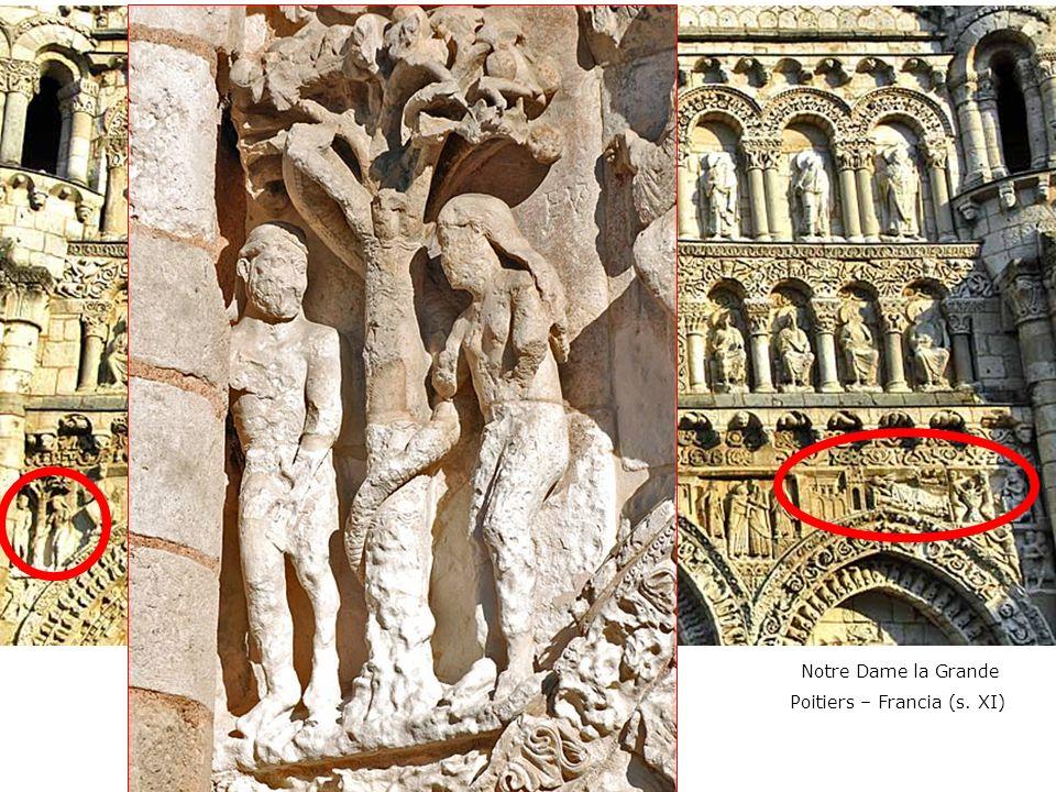 Notre Dame la Grande Poitiers – Francia (s. XI)