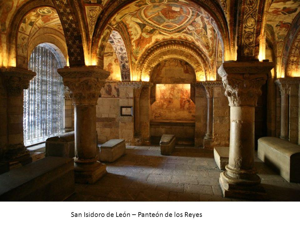 San Isidoro de León – Panteón de los Reyes