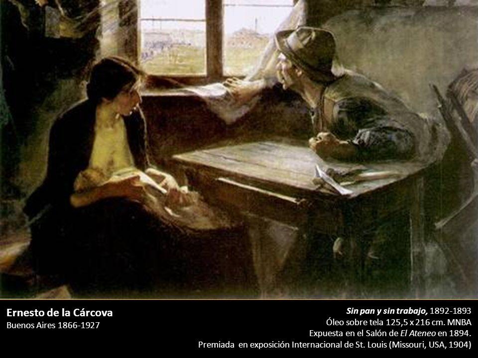 Ernesto de la Cárcova Sin pan y sin trabajo, 1892-1893