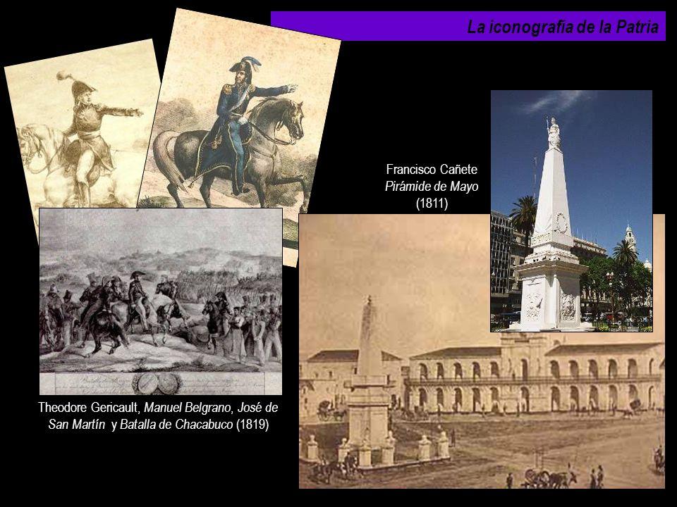 Francisco Cañete Pirámide de Mayo (1811)