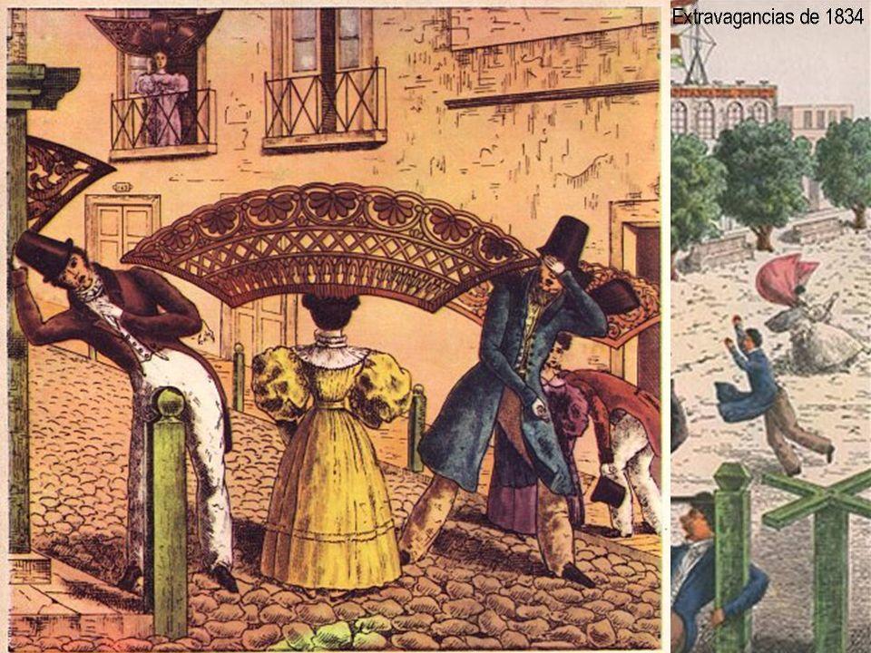 Trages y costumbres de la Provincia de Buenos Aires (1830-1835)