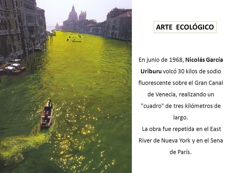 ARTE ECOLÓGICO