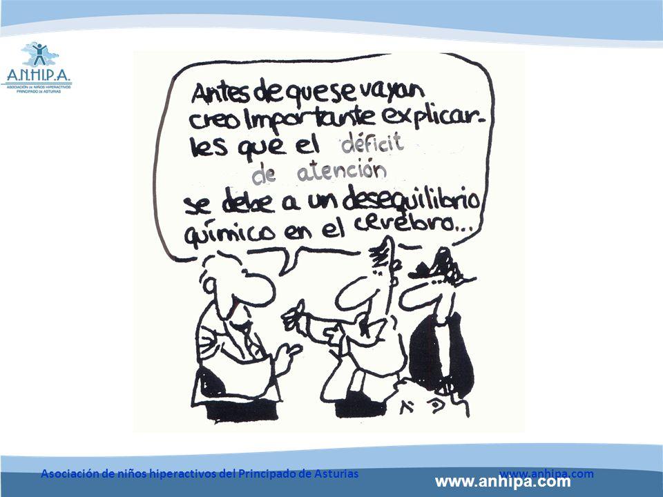 Asociación de niños hiperactivos del Principado de Asturias