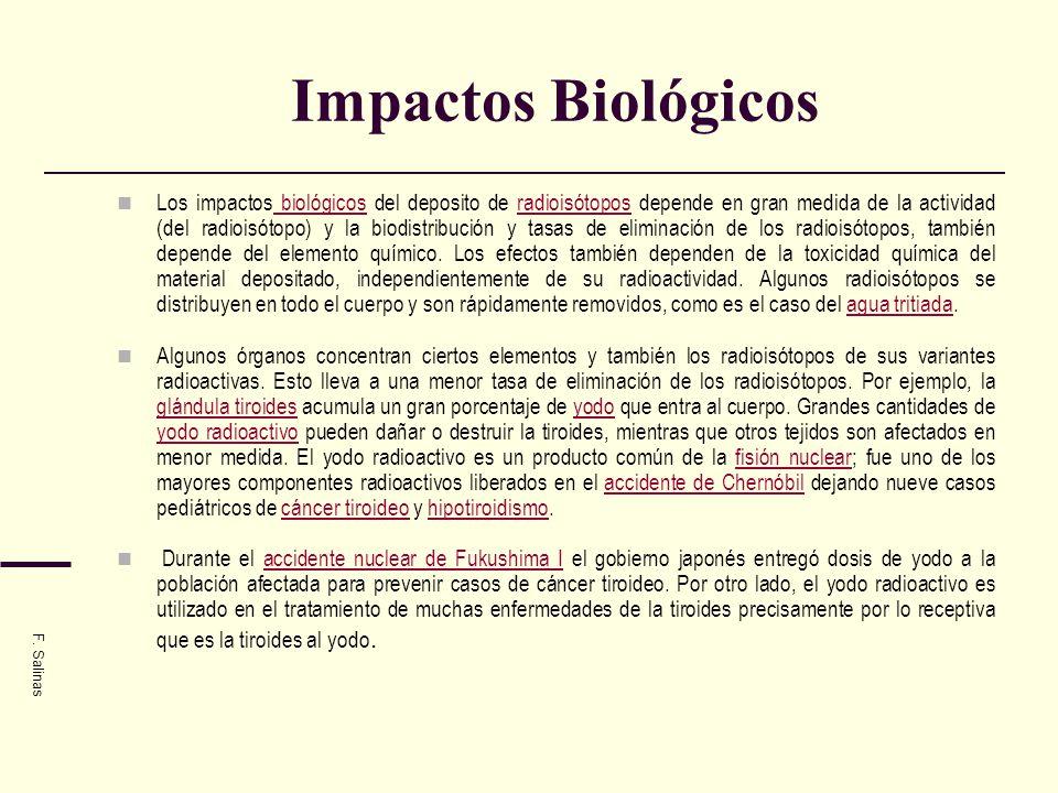 Impactos Biológicos