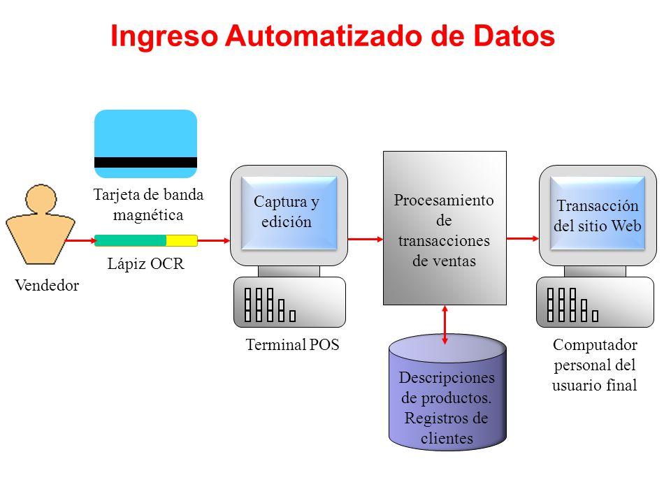 Ingreso Automatizado de Datos