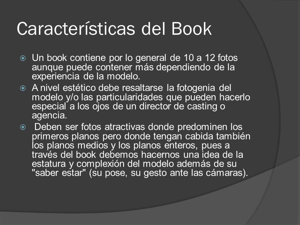 Características del Book