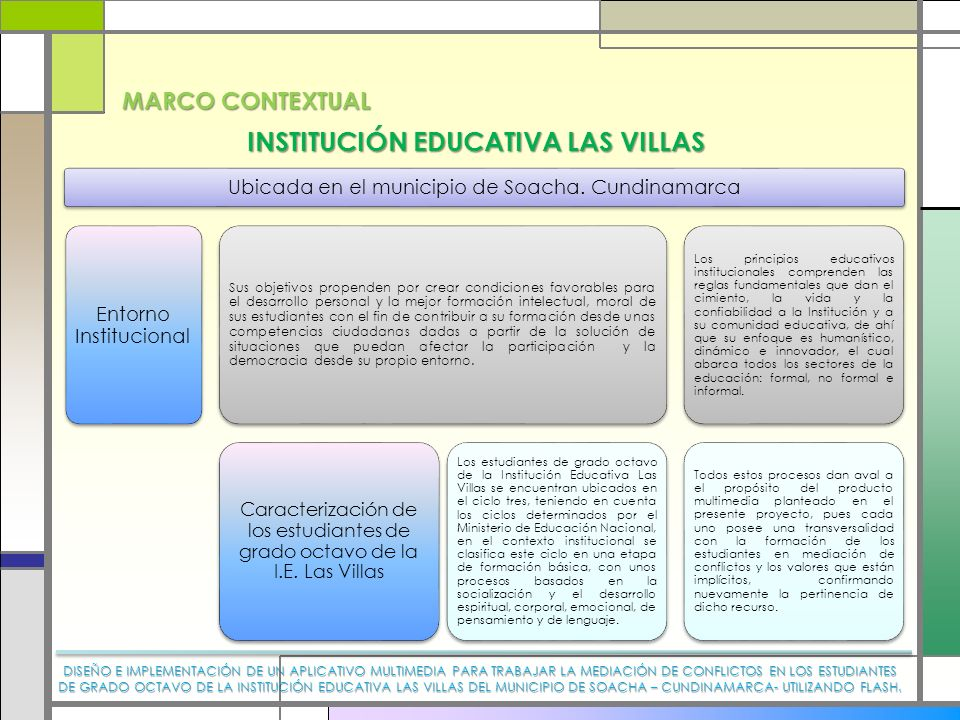 INSTITUCIÓN EDUCATIVA LAS VILLAS