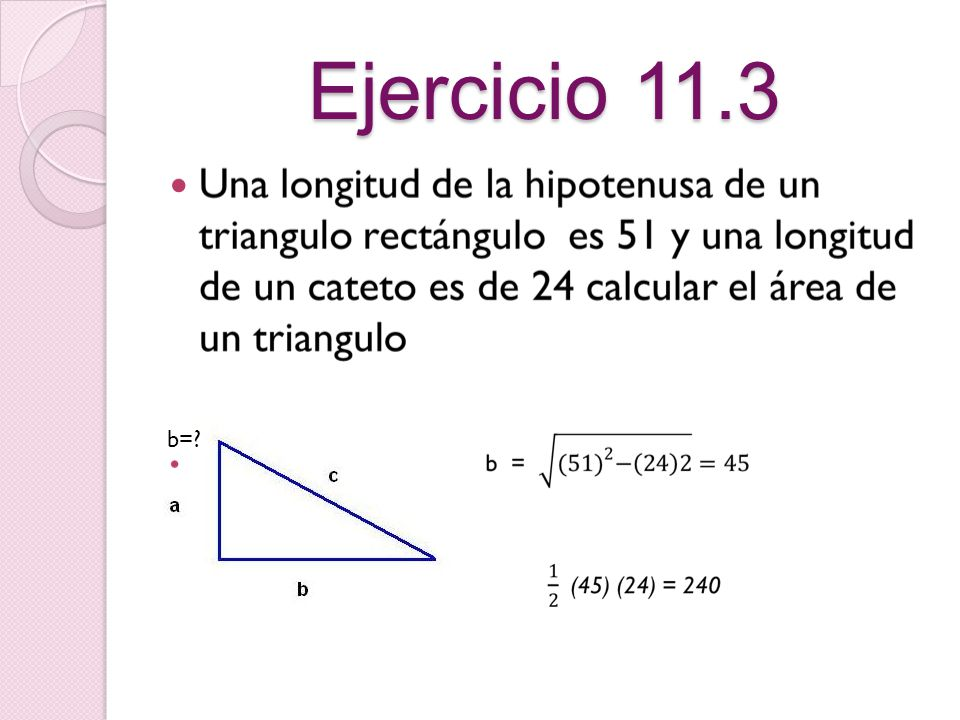 Ejercicio 11.3 b=