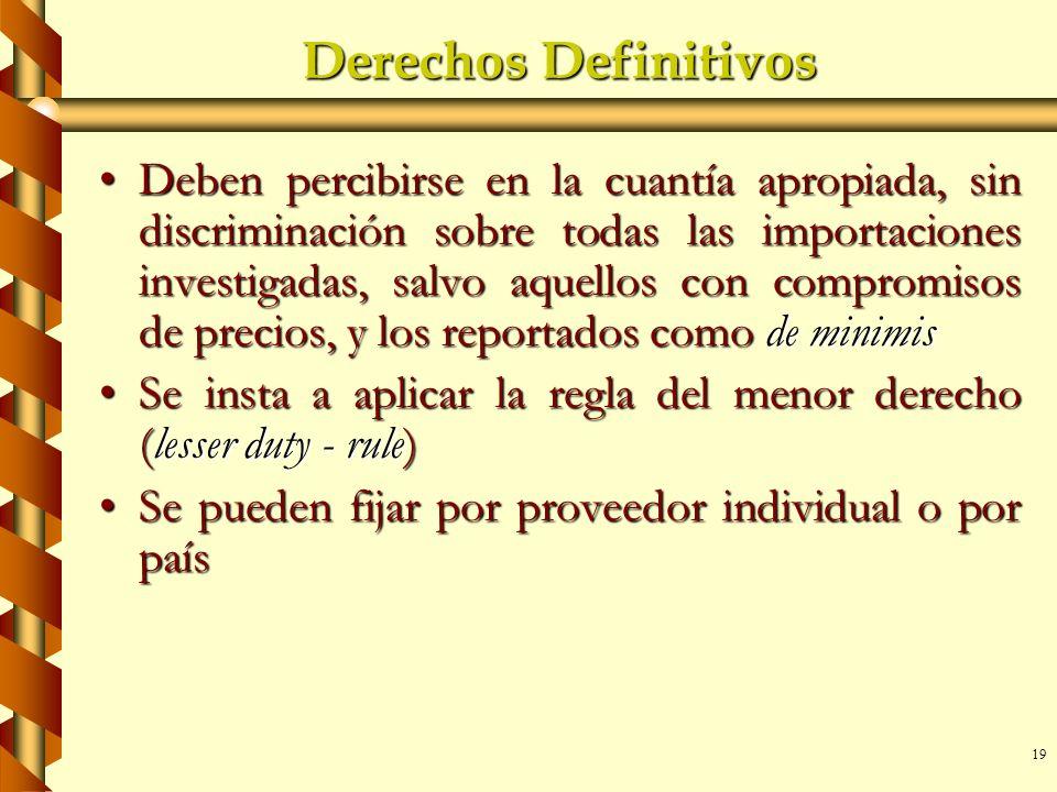 Derechos Definitivos