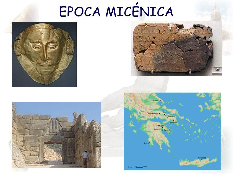 EPOCA MICÉNICA