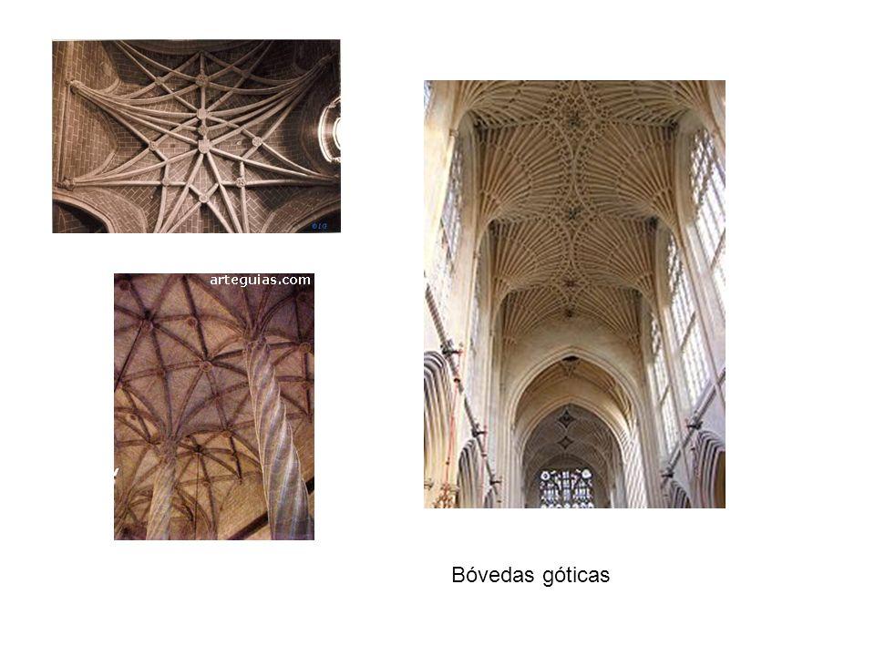 Bóvedas góticas