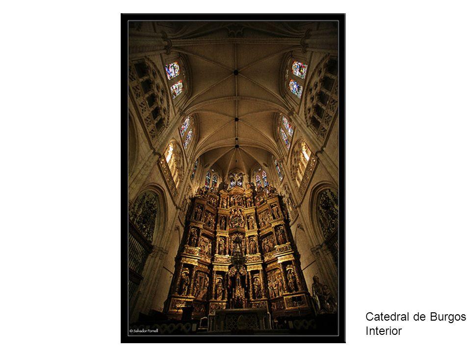 Catedral de Burgos Interior